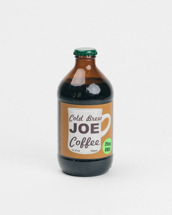 Cold Brew Joe - CBD