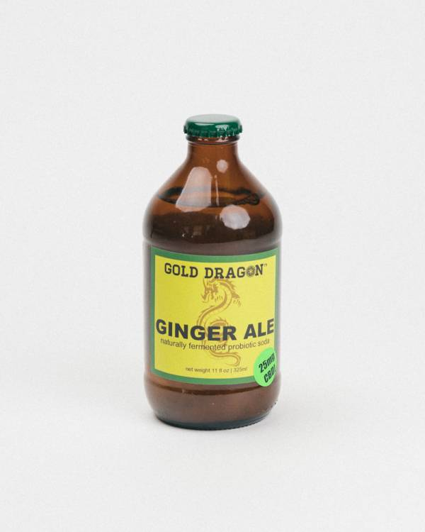 Gold Dragon Ginger Ale