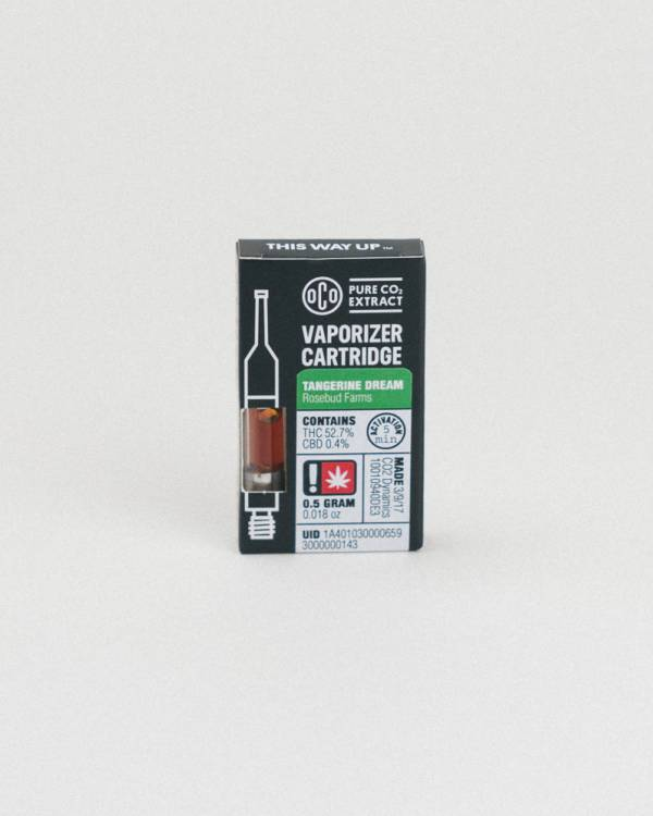 Vaporizer Cartridge 0.5g