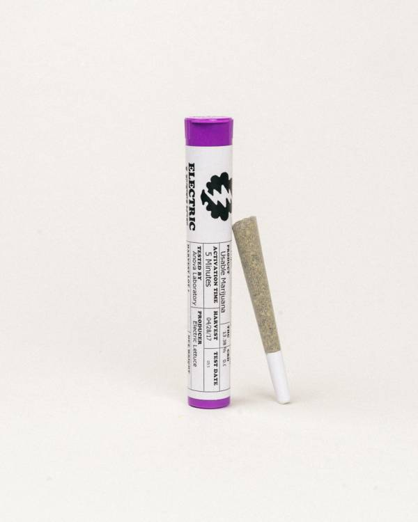 Electric 0.7g Pre-roll